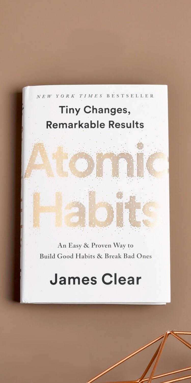 Picture of Atomic Habits